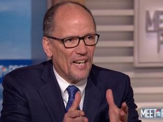 Full Perez: Democratic candidates will get 'a fair shake' in debates