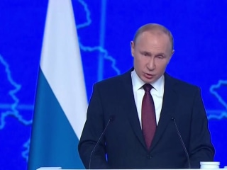 Putin threatens to target the U.S. if missiles deployed in Europe