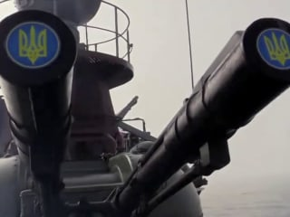 Ukraine military forces preparing for potential showdown at sea with Russia
