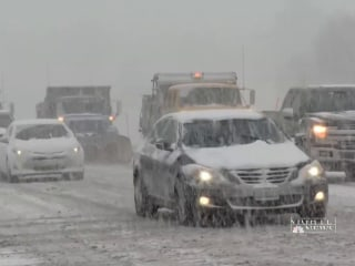Massive winter storm causes travel chaos for millions of Americans