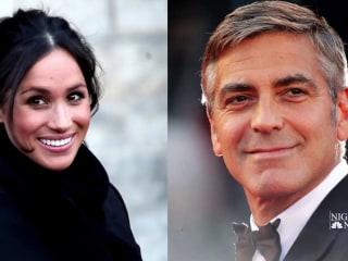 George Clooney criticizes media in defense of Meghan Markle