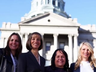 Five best friends elected to Colorado's State Senate