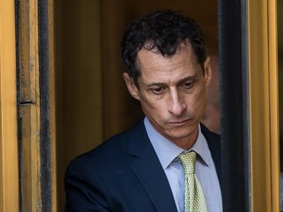 Anthony Weiner released from prison in Massachusetts