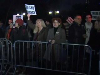 Anti-border wall protest escalate across US