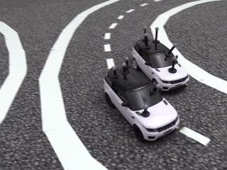 How a fleet of toy cars could teach autonomous vehicles to drive cooperatively