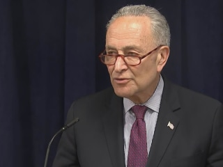 Schumer: It's 'imperative' Mueller report be made public