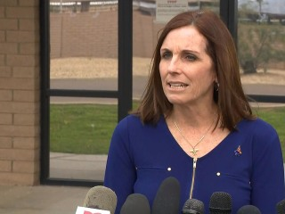 McSally explains how she's combating sexual abuse in the military