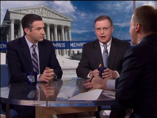 Rosenberg: Executive privileges can be 'overcome'