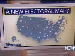 Why reworking the Electoral College might not change the results