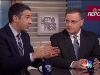 Full Rosenberg and Melber: 'Time to acknowledge, there's no charge-able collusion'