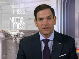 Full Rubio on Mueller Report: 'Absolutely, I want to see all of it'