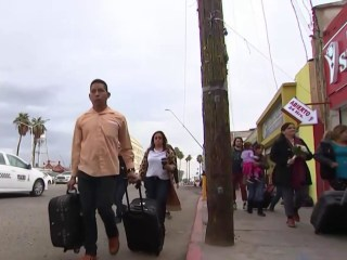 Parents separated from their children at the border demand reunification