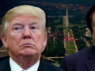 Trump calls Kellyanne Conway's husband 'a total loser'