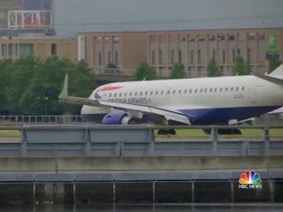 Germany-bound British Airways flight takes wrong turn, lands in Scotland