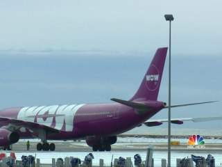 Low-cost carrier WOW Air goes out of business