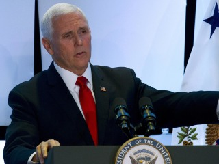 Pence: 'Put politics aside' and vote for national emergency