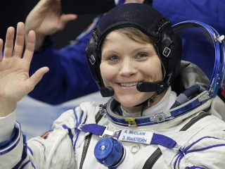NASA's 1st all-female spacewalk takes place this month