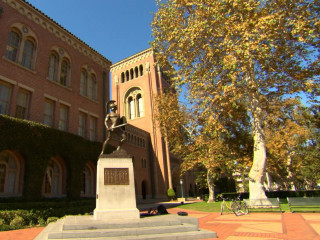 USC puts hold on accounts of students linked to college cheating scandal