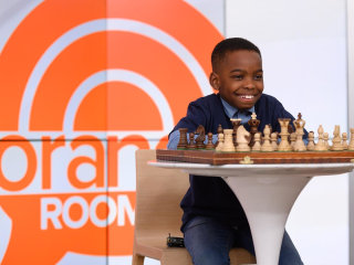 8-year-old chess champ and homeless refugee gets fairytale ending