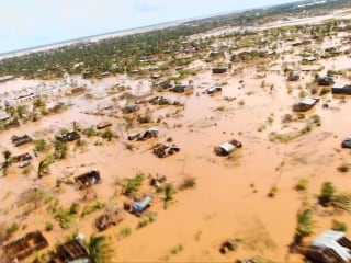 Thousands still unaccounted for after devastating Mozambique cyclone