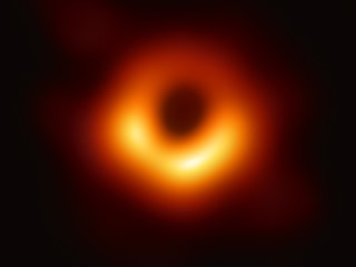 See a black hole for the first time in image captured by Earth-size telescope