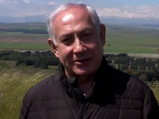 Netanyahu plans to name Golan Heights settlement after Trump