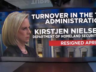 What is Secretary Kirstjen Nielsen's legacy?