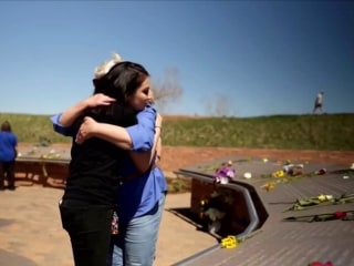 Columbine families and survivors reflect on shooting 20 years later