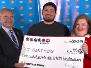 Winner of $768 million Powerball jackpot comes forward