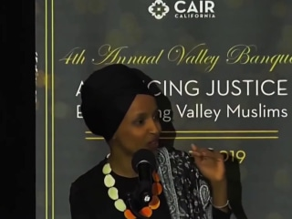 Rep. llhan Omar facing backlash for 9/11 comments