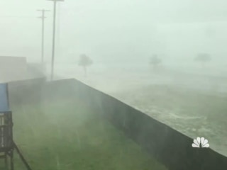 Millions under threat from deadly storms on the move tonight