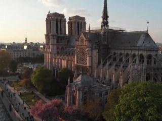 Notre Dame choir determined to keep singing after devastating blaze