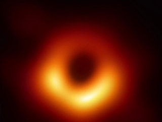 Black hole photographed for the first time ever
