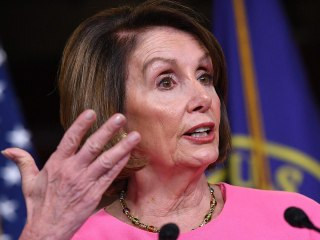 Pelosi calls impeachment 'divisive,' suggests Trump family and staff 'have an intervention'