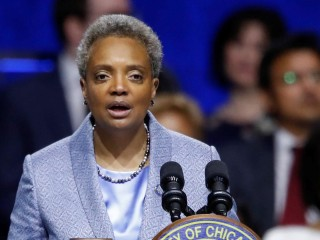 Chicago's new mayor looks forward to a 'city of sanctuary'