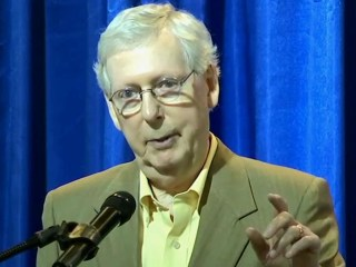 WATCH: Mitch McConnell's stance on confirming Supreme Court vacancy in 2016 vs. 2020