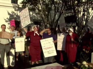 Alabama Republicans vote for radical anti-abortion bill