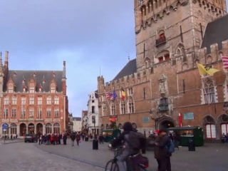 What makes Bruges, Belgium the world's most dementia-friendly city?