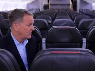 Exclusive: American Airlines CEO speaks out about Boeing's grounded 737 Max jets