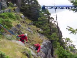College student fell to her death while trying to snap a photo, Oregon officials say