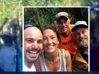 Hiker found alive after more than two weeks in Hawaii forest