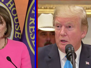 Pelosi says Trump wants to be impeached and White House 'crying out' for it