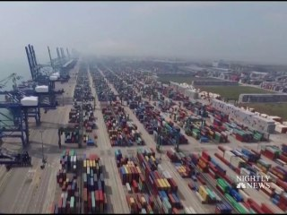 Midnight deadline could escalate America's trade war with China