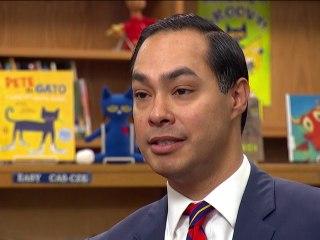 2020 hopeful Julian Castro touts nationalizing Pre-K