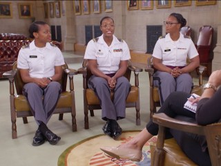 Inside West Point's most diverse class ever