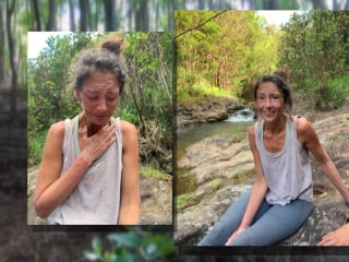 Hiker found alive in Hawaii speaks out