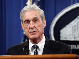 'The report is my testimony:' Watch full statement by Robert Mueller
