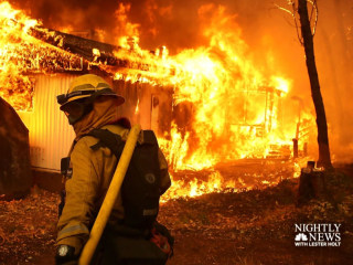 Paradise Lost: Population dwindles after Camp Fire