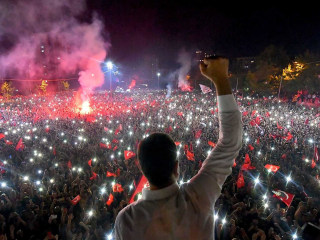Blow for Turkey's Erdogan as secularist wins re-run race for Istanbul mayor