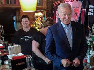 Joe Biden visits historic Stonewall Inn gay bar